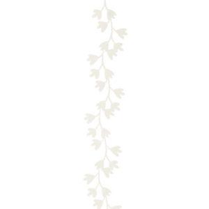 Fascio carta foglie e fiori