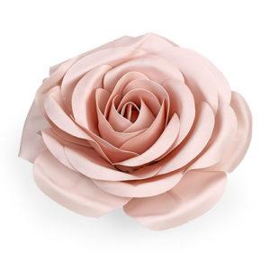 Rosa rosa grande 50 cm
