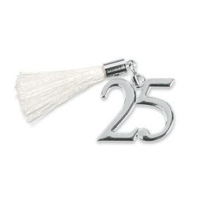 Deco 25 con nappa bianca