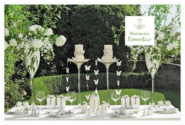 allestimento tavolo matrimonio