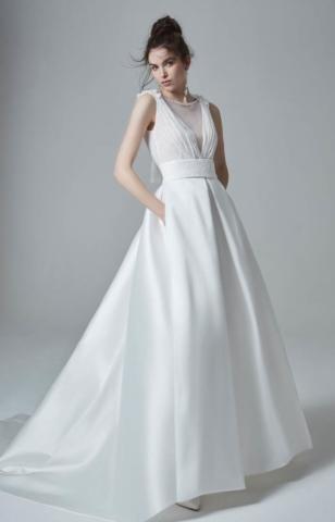 Abito da sposa alta moda