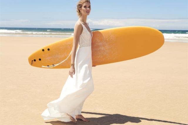 abito da sposa corpino in pizzo