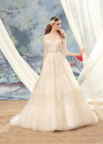 abito da sposa glamour