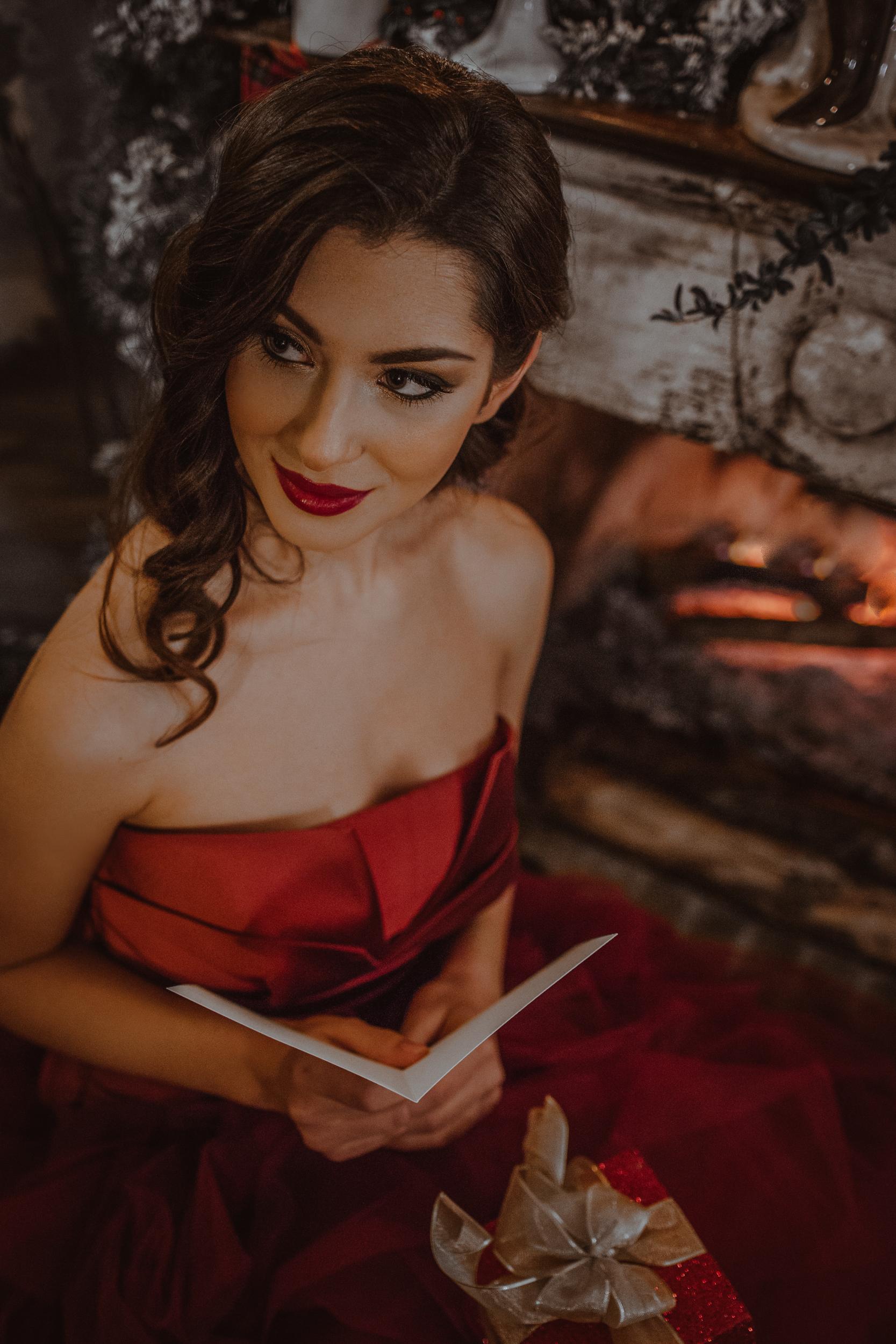 lettura della lettera d'amore