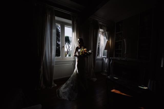 l'abito da sposa