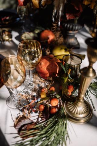 la tavola degli sposi