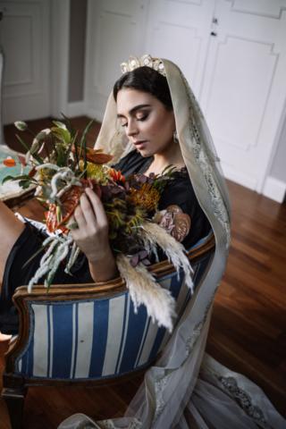 tiara da sposa