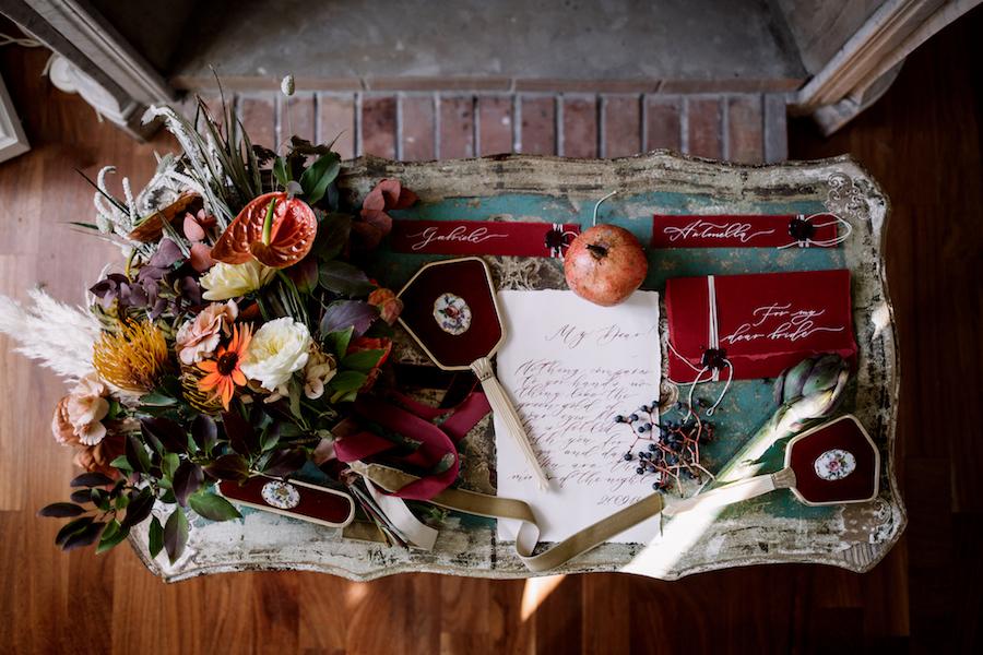 la lettera della sposa