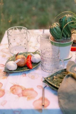 la tavola della campagna