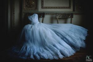 La magia dell'abito da sposa