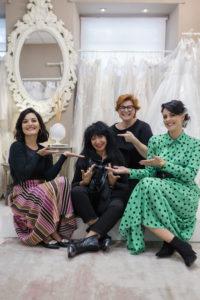 Roberta Torresan, Elisabetta Polignano, Livia Dell'Orefice, Tamara D'Andria