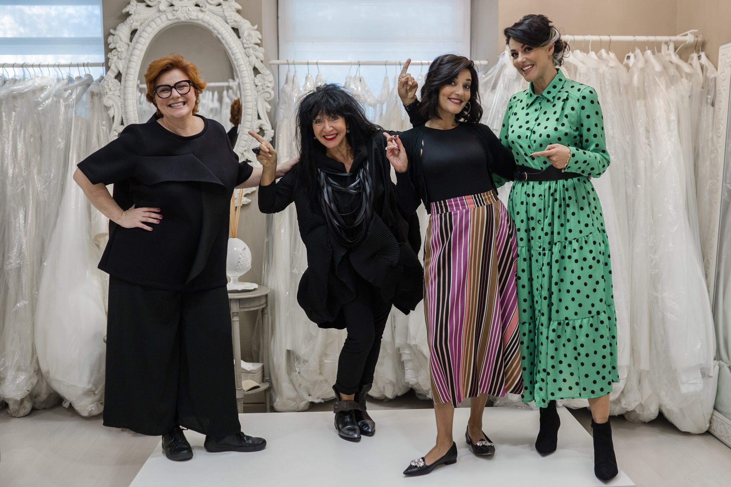 Livia Dell'Orefice, Elisabetta Polignano, Roberta Torresan, Tamara D'Andria