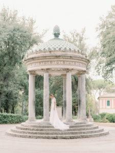 Il tempio di Villa Borghese